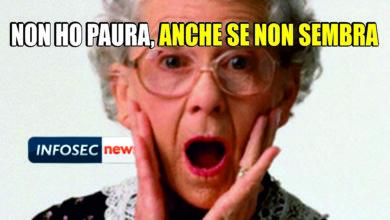 Photo of NON HO PAURA, ANCHE SE NON SEMBRA