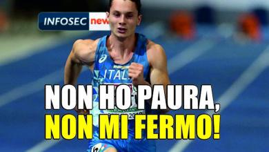 Photo of NON HO PAURA, NON MI FERMO