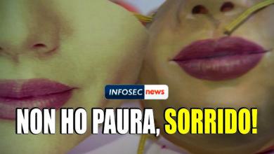 Photo of NON HO PAURA, SORRIDO