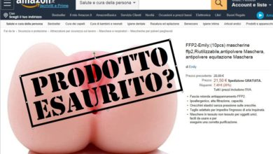 Photo of Su Amazon arriva la mascherina per i maniaci sessuali