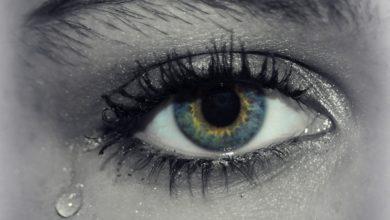Photo of Da una lacrima sul viso…