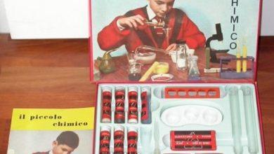 Photo of Il piccolo chimico