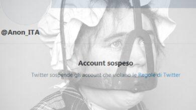 Photo of Sospesi i profili Twitter di Anonymous Italia e di LulzSec_ITA
