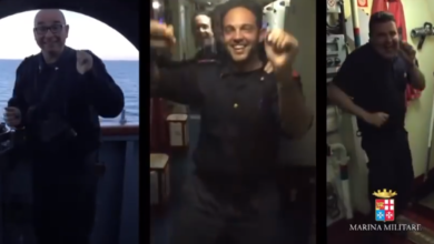 """Photo of La Marina Militare e il ballo: la """"Ufficiala"""" non si è inventata nulla"""
