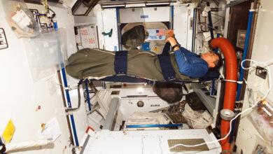 Photo of Nello spazio si dorme male. Parola della NASA