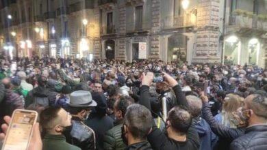 Disordini Dpcm Catania
