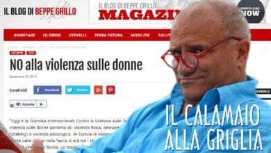 Photo of VIOLENZA SULLE DONNE: VORREI CONOSCERE IL PENSIERO DI GRILLO